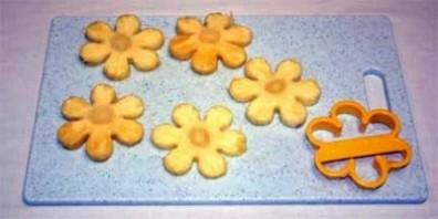 Букет из фруктов своими руками - фото шаг 2