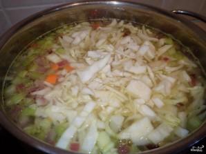 Вкусные щи из свежей капусты - фото шаг 3