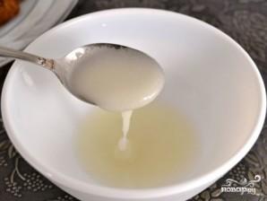 Сахарная глазурь для кулича - фото шаг 5