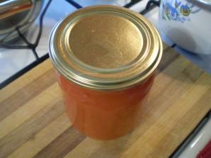 Закатка томатного сока на зиму - фото шаг 7