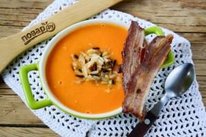 Томатный крем-суп с хрустящим рисом - фото шаг 9