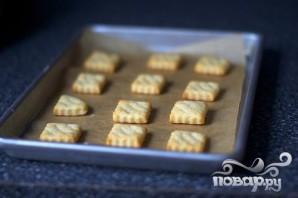 Крекеры с сыром Пармезан - фото шаг 4