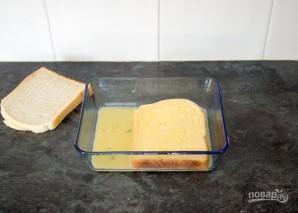 Тосты на завтрак - фото шаг 1