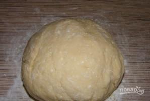 Нежнейший пирог с капустой - фото шаг 6