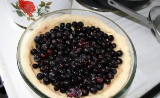 Торт со свежей смородиной - фото шаг 2