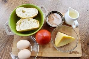 Яйцо-кокот в горбушке - фото шаг 1