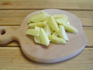 Рагу из овощей в мультиварке - фото шаг 3