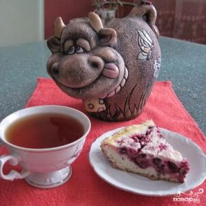 Пирог со смородиной - фото шаг 12