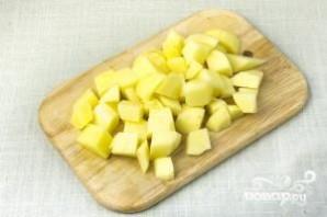 Суп-пюре с чечевицей - фото шаг 6
