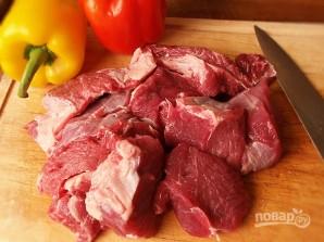 Мясо в тажине - фото шаг 2