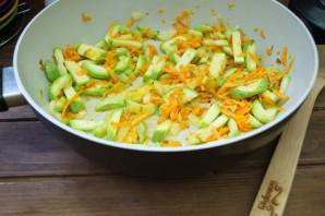 Рагу из кабачков и капусты - фото шаг 6