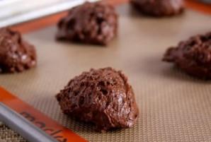 Шоколадное печенье с эспрессо - фото шаг 3