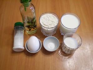 Панкейки на молоке - фото шаг 1