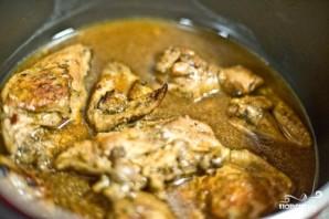 Курица по-гавайски - фото шаг 5