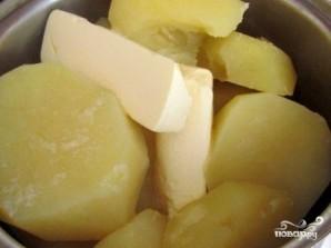 Картофельная запеканка с шампиньонами - фото шаг 6