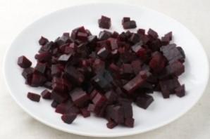 Салат из отварных овощей - фото шаг 6