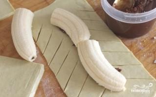 Бананы в тесте - фото шаг 3