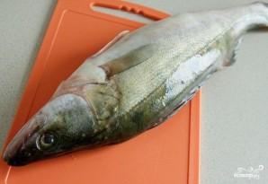 Рыба по-украински - фото шаг 1
