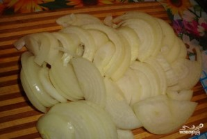 Картофельная запеканка с ветчиной - фото шаг 1