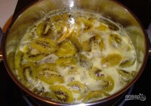 Варенье из киви с лимоном - фото шаг 8
