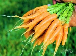 Морковь в апельсиновом соке - фото шаг 1