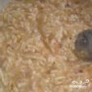 Пирог с луком - фото шаг 4