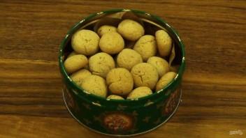 """Печенье """"Перечные орешки"""" - фото шаг 4"""