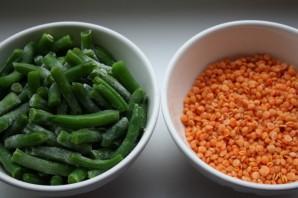 Суп из баранины с фасолью - фото шаг 4