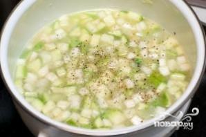Суп из кабачков - фото шаг 5