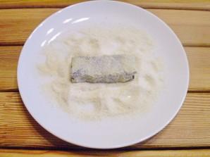 Вегетарианская жареная рыба - фото шаг 10