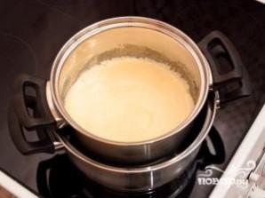 Сливочный кофейный крем - фото шаг 3