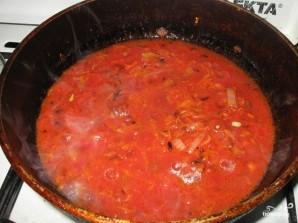 Мясные тефтели в соусе - фото шаг 10