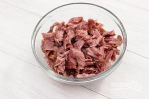 Гороховый суп со свининой - фото шаг 3