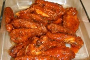 Крылышки куриные в духовке - фото шаг 10