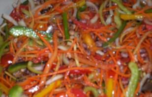 Греческий салат на зиму - фото шаг 1