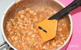 """Каннеллони с мясом и соусом """"Бешамель"""" - фото шаг 1"""
