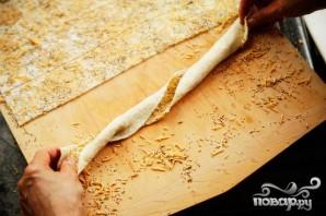 Пряные сырные палочки - фото шаг 6