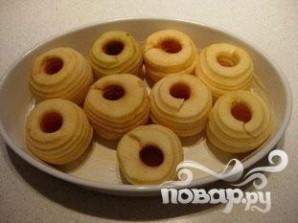 Печеные яблоки - фото шаг 2