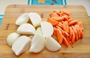 Овощное рагу с тыквой - фото шаг 4