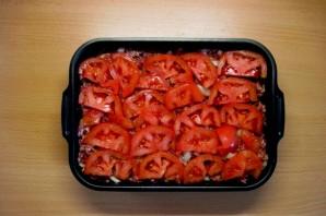 Мясная запеканка с картофелем - фото шаг 8