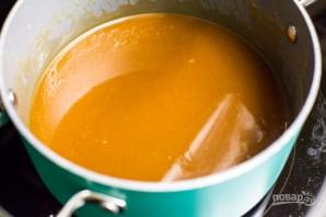 Простой карамельный соус - фото шаг 8
