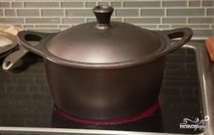 Перец, фаршированный мясом и рисом - фото шаг 7