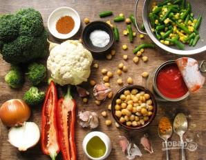 Вкуснейшее овощное рагу - фото шаг 1
