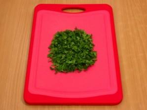 Салат в чипсах - фото шаг 3
