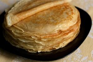 Тесто для тонких блинов - фото шаг 5