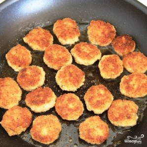 Тефтели в сливочном соусе - фото шаг 8