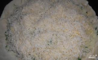 Пирог с картофелем и сыром - фото шаг 7