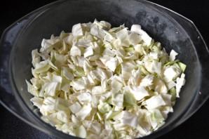 Диетическое овощное рагу в мультиварке - фото шаг 1