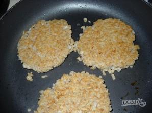 Оладьи из риса - фото шаг 5