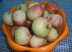 Яблочное варенье дольками - фото шаг 1